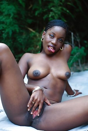 Small Lightskin Ebony Teen